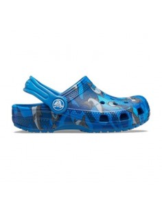 CROCS CLASSIC SHARK CLOG PS...