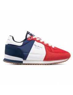 SNEAKER SYDNEY BASIC BOY RED
