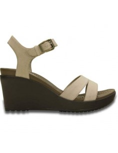 CROCS LEIGH II ANKLE STRAP...