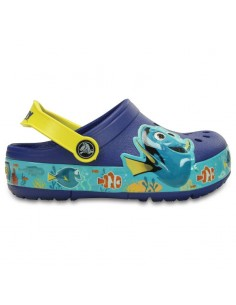CROCSLIGHTS FINDING DORY CLOG