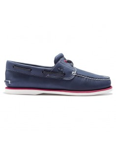CLASSIC BOAT 2 EYE SHOE NAVY