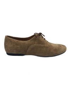 OXFORD TAUPE SUEDE