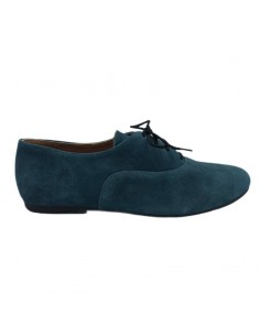 OXFORD PETROL SUEDE