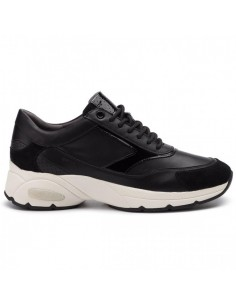 SNEAKER D.ALHOUR A-NAPPA+SUEDE